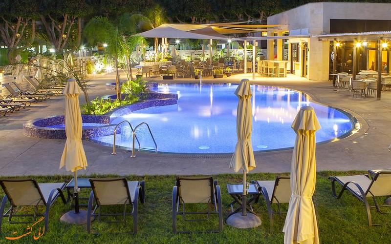 هتل کاپتانیوس اودیسیا لیماسل