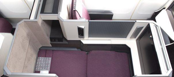 معرفی پرواز بیزینس کلاس شرکت هواپیمایی ژاپن ایرلاینر