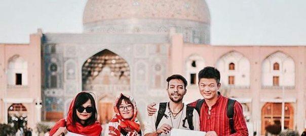 ایران به فکر استفاده از پتانسیل های گردشگری چین