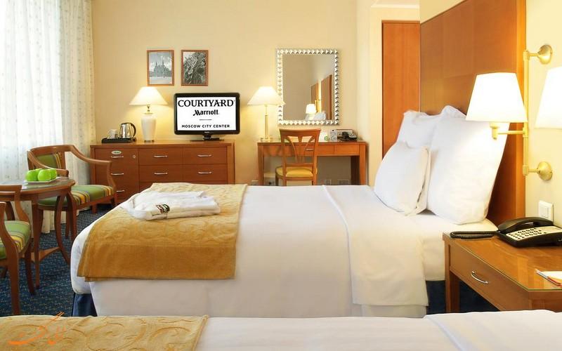 هتل 4 ستاره کورت یارد
