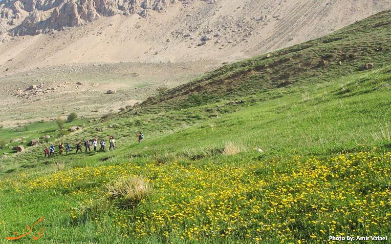 دشت آزو - عروس دشت های ایران