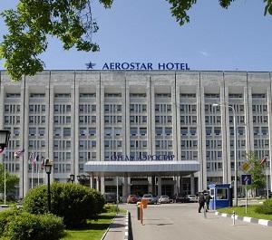 هتل آئروستار مسکو