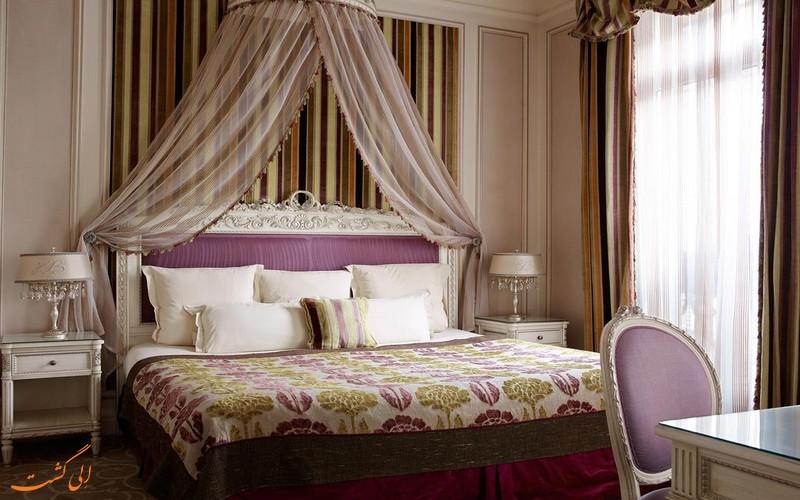 هتل 5 ستاره بالزاک پاریس