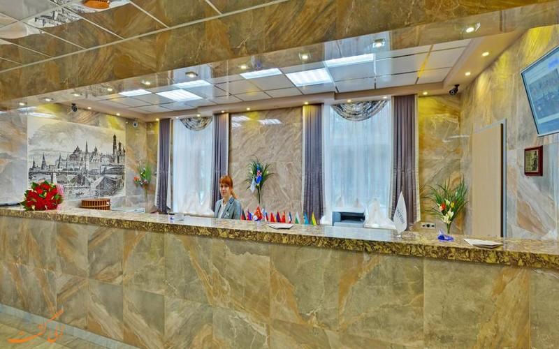 هتل شرستون مسکو روسیه