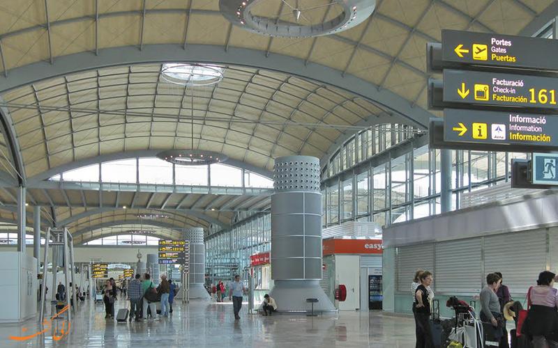 اطلاعات فرودگاه ایبیزا