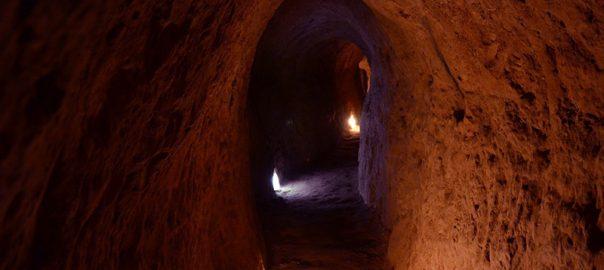 مدرن ترین شهر زیرزمینی جهان که در ایران قرار گرفته است!