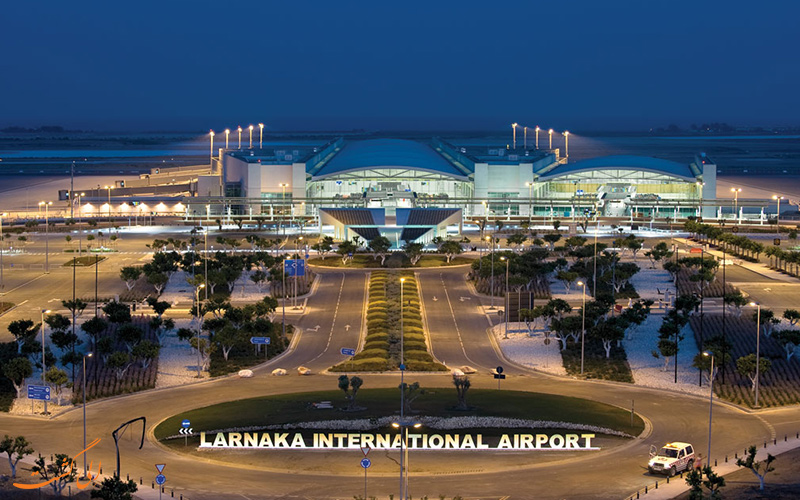 اطلاعات فرودگاه بین المللی لارناکا