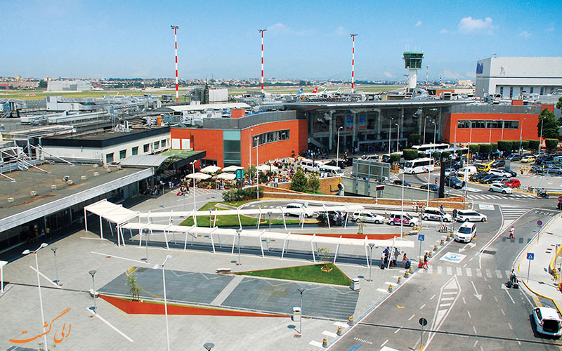 راه های دسترس به فرودگاه بین المللی ناپل