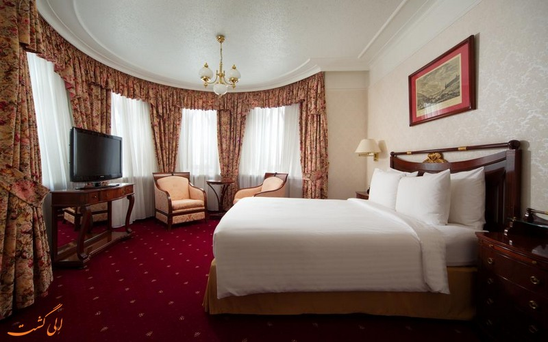 هتل ماریوت تورسکیا