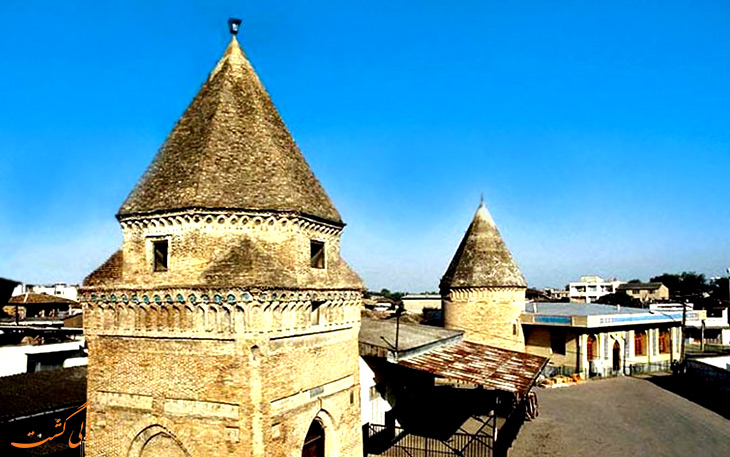 برج سلطان زینالعابدین ساری