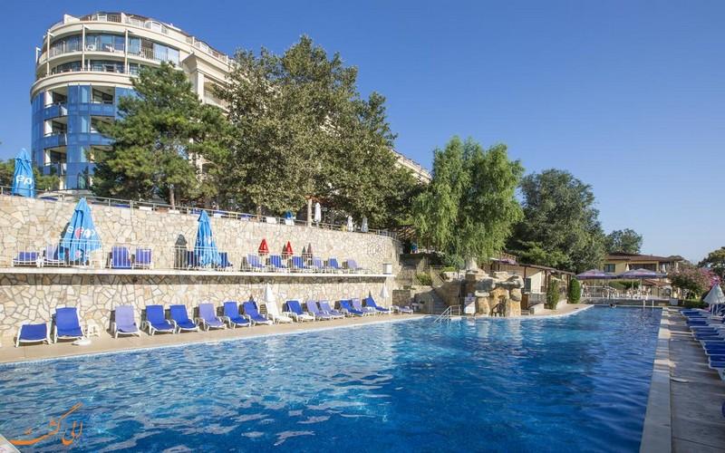 هتل 4 ستاره کالیاکرا پالاس وارنا