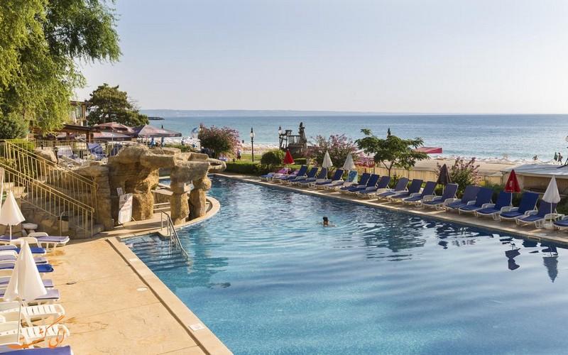 هتل 4 ستاره کالیاکرا پالاس در وارنا