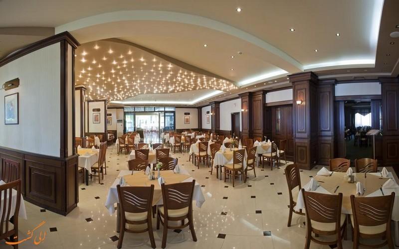 هتل 4 ستاره کالیاکرا پالاس