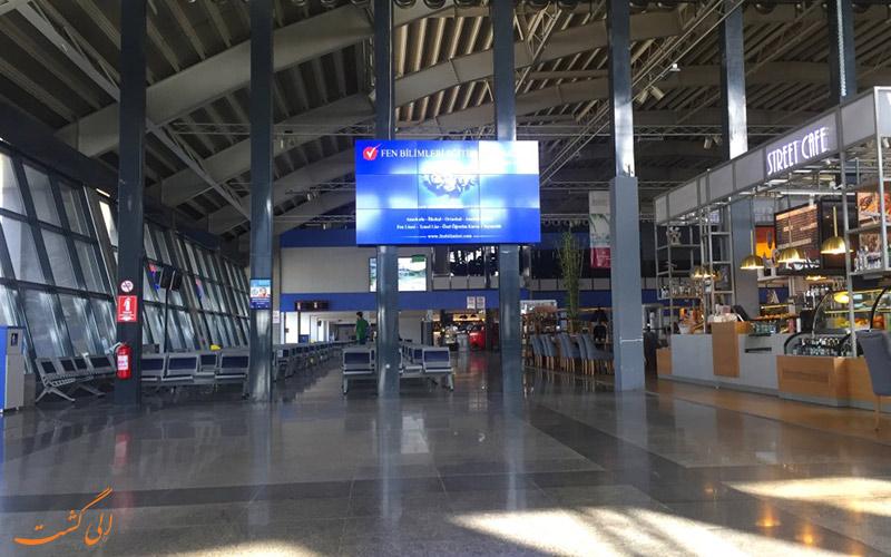 راه های دسترسی به فرودگاه بدروم