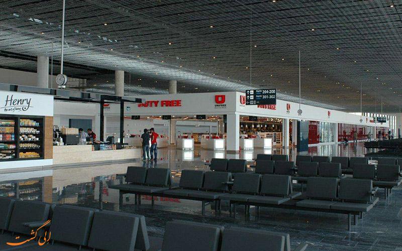 اطلاعات فرودگاه بین المللی بدروم