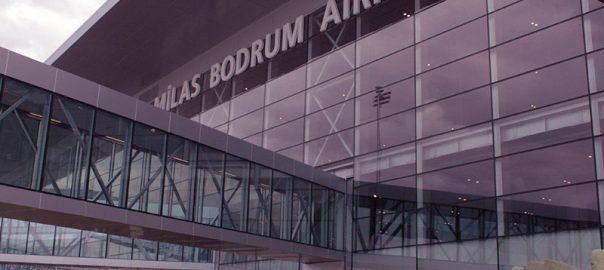 معرفی فرودگاه بین المللی بدروم