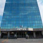 معرفی هتل ۴ ستاره آکسان در ازمیر