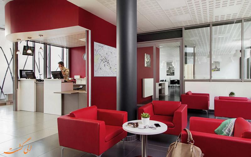 هتل آداجیو اکسس پاریس | Aparthotel Adagio access Paris Clichy