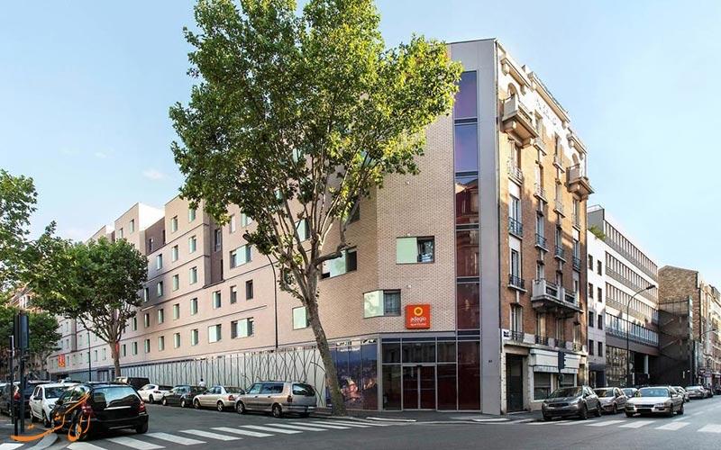 Aparthotel Adagio access Paris Clichy-eligasht.com نمای هتل