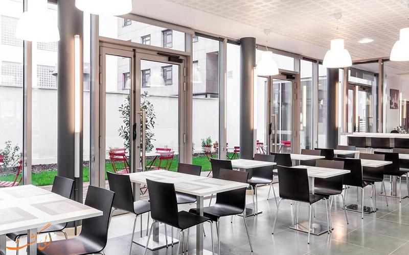 خدمات تفریحی هتل آداجیو اکسس پاریس
