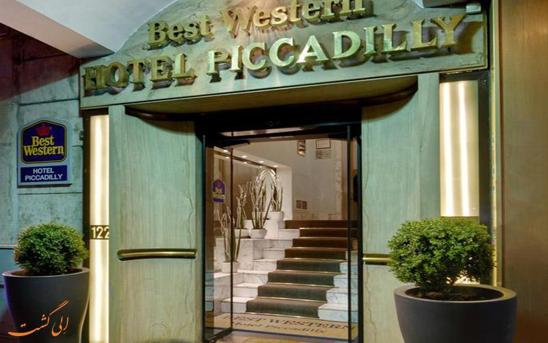 هتل بست وسترن پیکادیلی رم Best Western Hotel Piccadilly