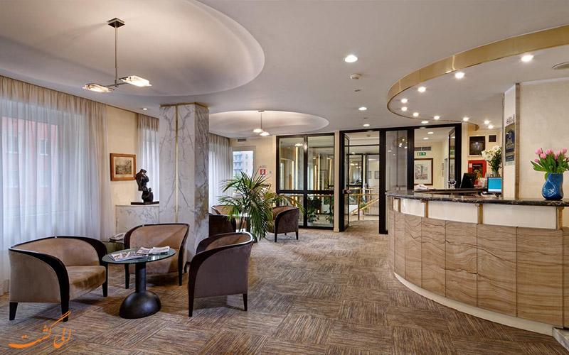 Best Western Hotel Piccadilly- eligasht.com لابی