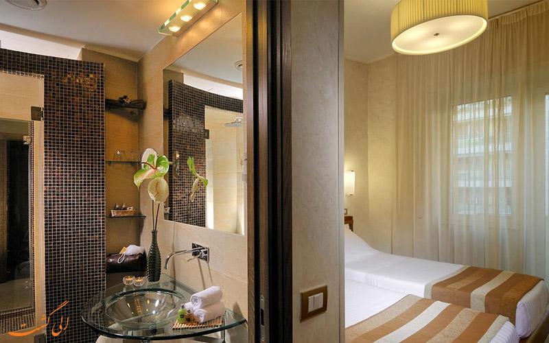 Best Western Hotel Piccadilly- eligasht.com سرویس بهداشتی اتاق ها