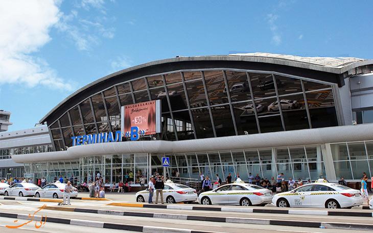حمل و نقل فرودگاه بوریسپیل اکراین