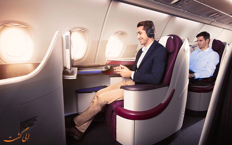 مختصری از تاریخچه ی شرکت هواپیمای قطر ایر ویز