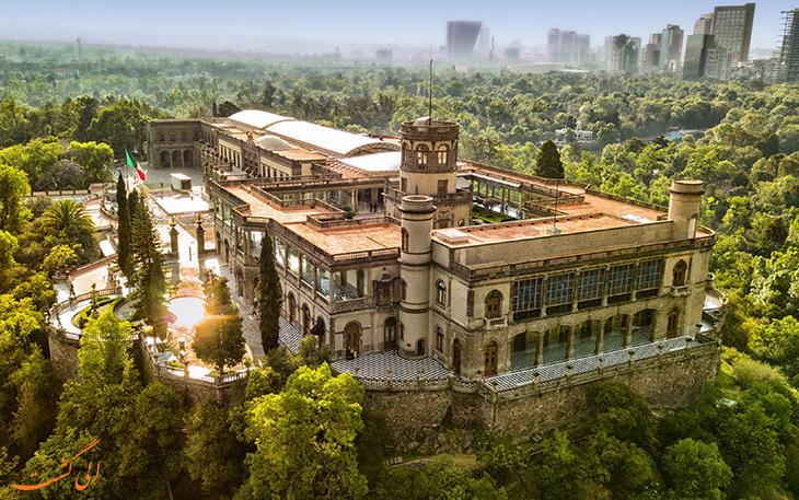 کاخ چاپولتپک