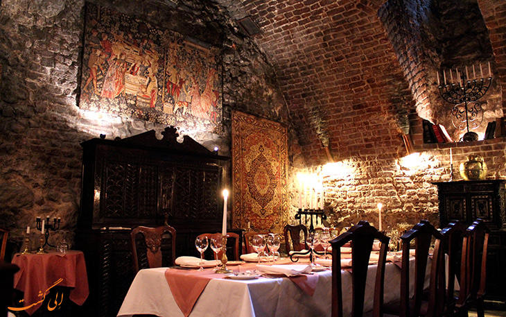 رستوران شهر کراکوف