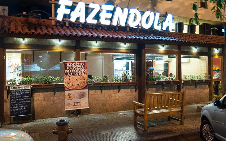 رستوران فازندولا