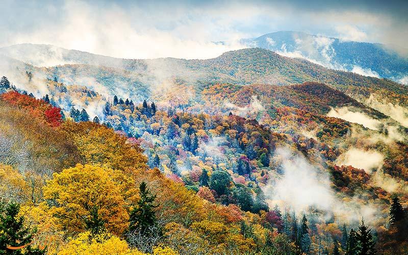 کوهستان گریت اسموکی