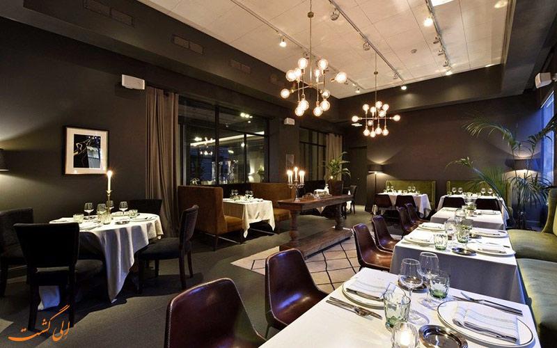 خدمات رفاهی هتل گرند سنترال بارسلونا- رستوران