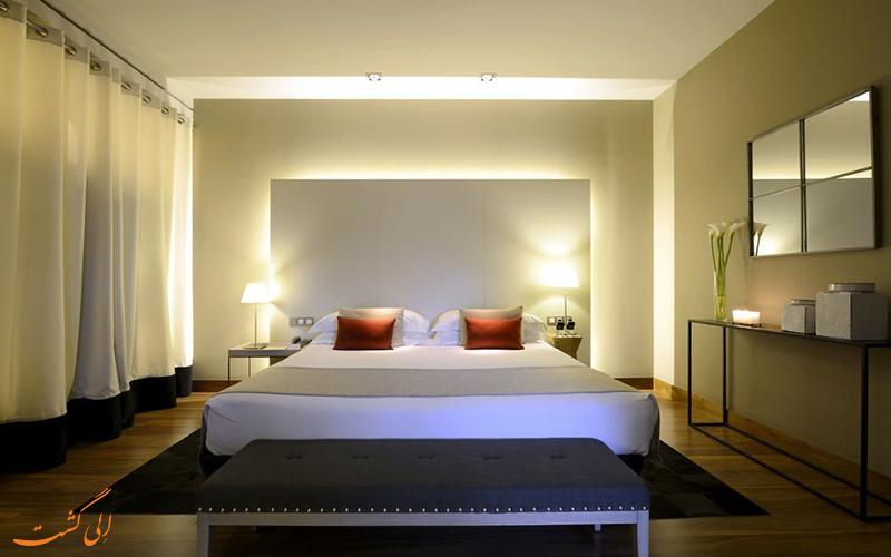 انواع اتاق های هتل گرند سنترال بارسلونا