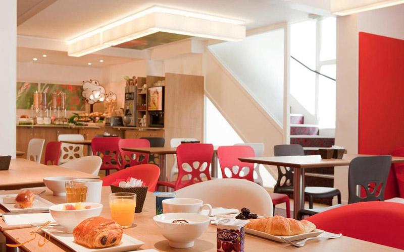 امکانات تفریحی هتل آیبیس ایتالی تُلبیاک پاریس- رستوران