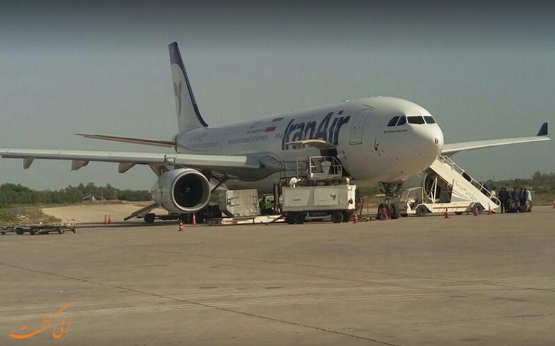 امکانات فرودگاه بین المللی بوشهر