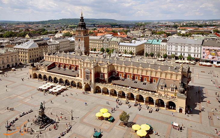 شهر قدیمی کراکوف