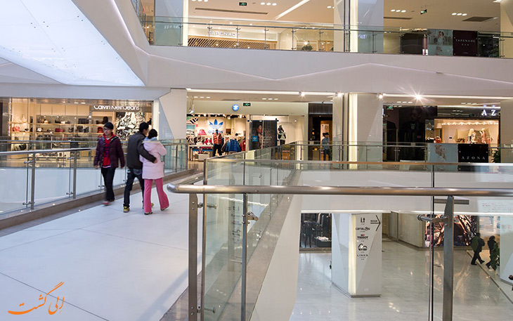 مرکز خرید جیامائو