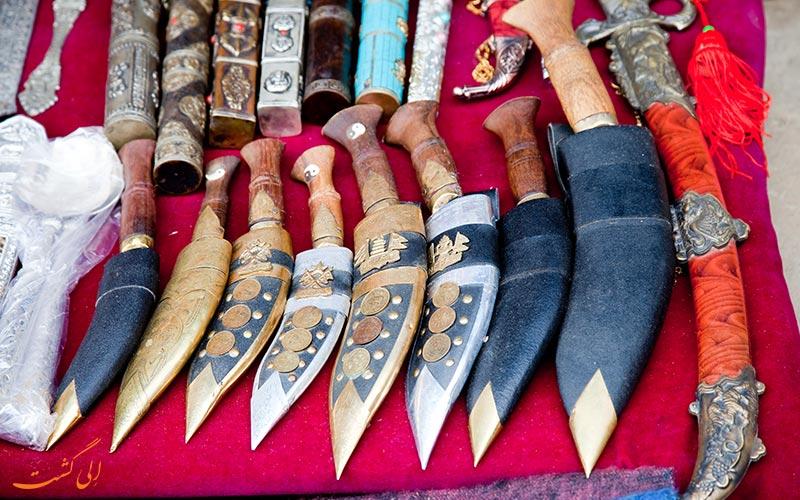 چاقوی خوکوری | Khukuri knife