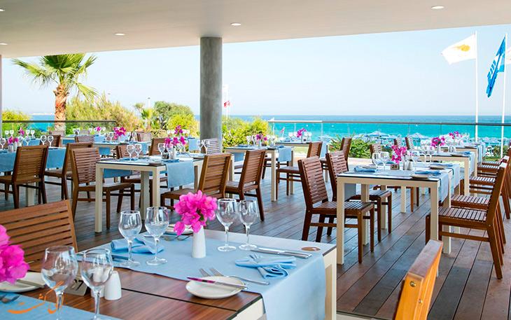 رستوران دریایی کورالی