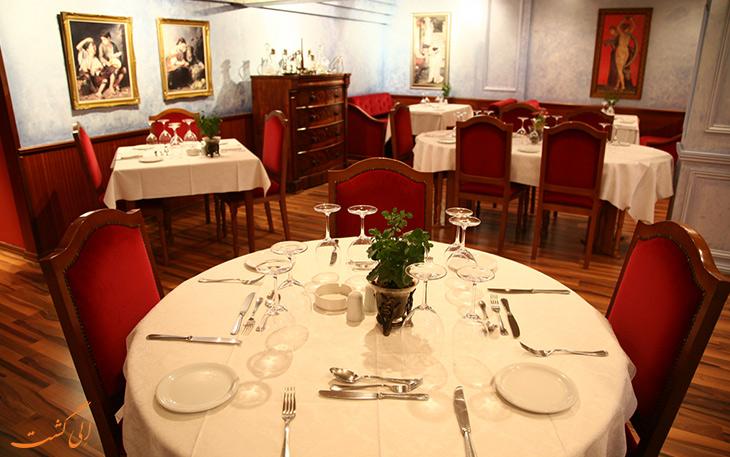 رستوران لا مایسون