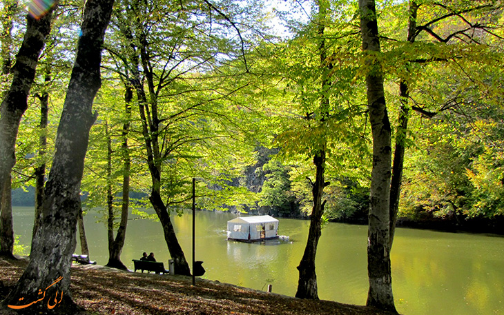 دریاچه پارز