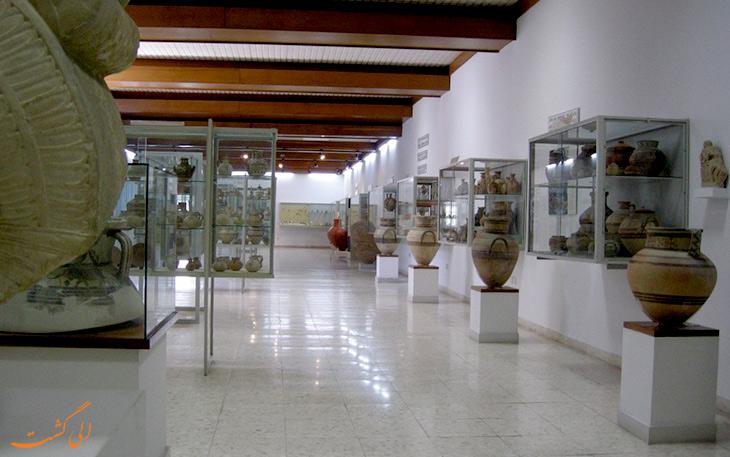 موزه باستانشناسی لیماسول
