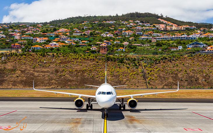 فرودگاه رونالدو