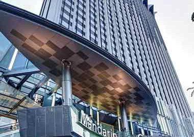هتل ماندارین اورچارد در سنگاپور