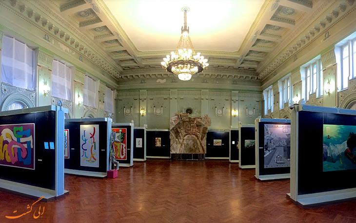 موزه مدرنیته در سامارا