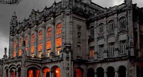موزه انقلاب در کوبا