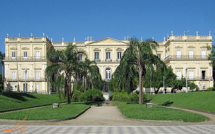 موزه ملی برزیل