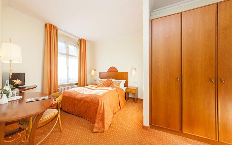 امکانات اتاق های هتل نووُم برلین